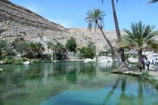 Fahrten 2019 Oman 27 Wadi Bani Khalid RFH R0044812 555x370 - Oman 2019