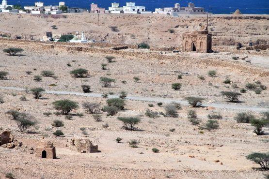 Fahrten 2019 Oman 34 Qalhat Bibi Miryam RFH R0044984 555x370 - Oman 2019