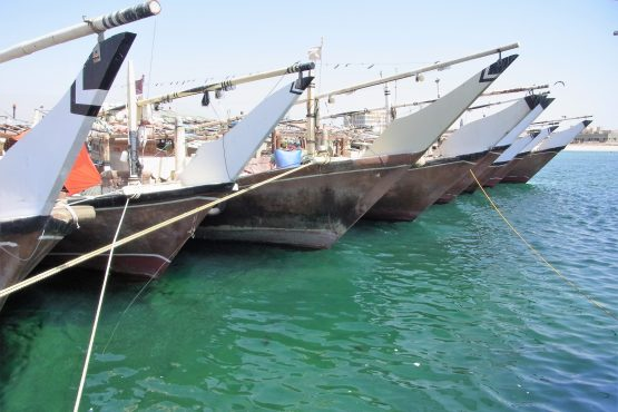 Fahrten 2019 Oman 59 Mirbat Hafen RFH R0045283 555x370 - Oman 2019