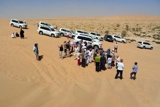 Fahrten 2019 Oman 65 Rub al Khali RFH R0045404 555x370 - Oman 2019
