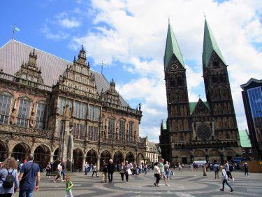 Fahrten 2019 WD 11 Bremen Rathaus Dom RFH R0047627 375x281 - Norddeutschland 2019