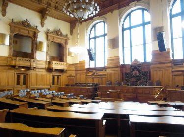 Fahrten 2019 WD 28 Hamburg Rathaus Plenarsaal der Bürgerschaft RFH R0047983 375x281 - Norddeutschland 2019