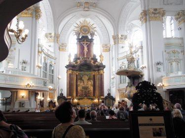 Fahrten 2019 WD 33 Hamburg St Michaelis Kirche RFH R0048042 375x281 - Norddeutschland 2019