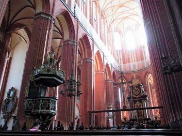 Fahrten 2019 WD 58 Wismar Nikolaikirche RFH R0048426 375x281 - Norddeutschland 2019