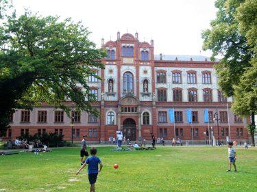 Fahrten 2019 WD 66 Rostock Universität RFH R0048481 375x281 - Norddeutschland 2019