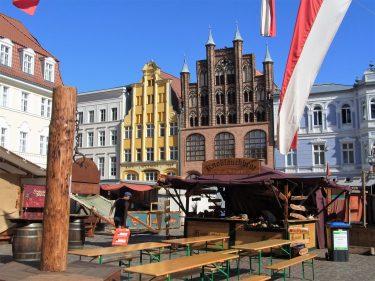 Fahrten 2019 WD 71 Stralsund Alter Markt RFH R0048542 375x281 - Norddeutschland 2019