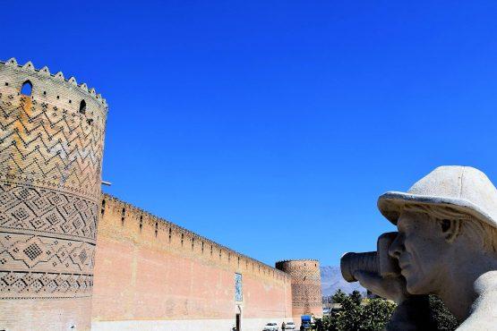 Fahrten Iran 2017 11 Shiraz Festung Karim Khan 555x370 - Iran 2017