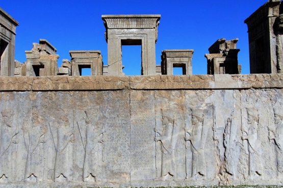 Fahrten Iran 2017 23 Persepolis Darius Palast 555x370 - Iran 2017