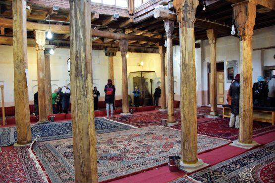 Fahrten Iran 2017 37 Abyaneh Moschee 555x370 - Iran 2017
