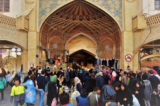 Fahrten Iran 2017 47 Teheran Bazar 555x370 - Iran 2017