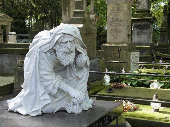 Fahrten Polen 2017 12 Warschau Powazki Friedhof 555x416 - Polen 2017