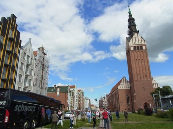 Fahrten Polen 2017 25 Elbing Nikolaikirche 555x416 - Polen 2017
