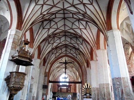 Fahrten Polen 2017 36 Danzig Katharinenkirche 555x416 - Polen 2017