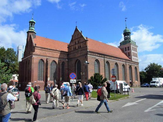 Fahrten Polen 2017 37 Danzig Brigittenkirche 555x416 - Polen 2017