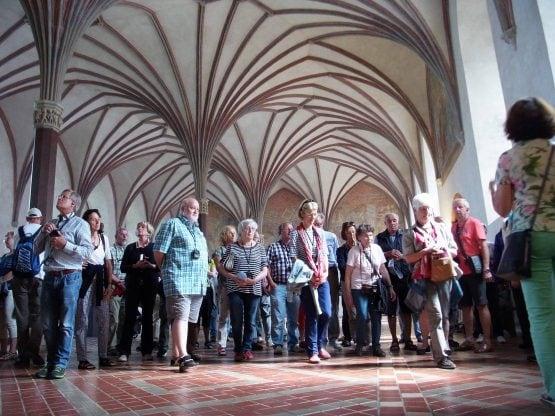 Fahrten Polen 2017 54 Marienburg Hochmeisterpalast Großer Rempter 555x416 - Polen 2017