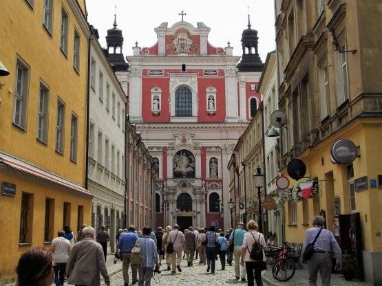 Fahrten Polen 2017 67 Posen Pfarrkirche 555x416 - Polen 2017