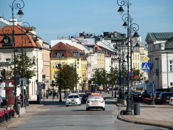Fahrten Polen 2017 6 Warschau Königsweg 555x416 - Polen 2017