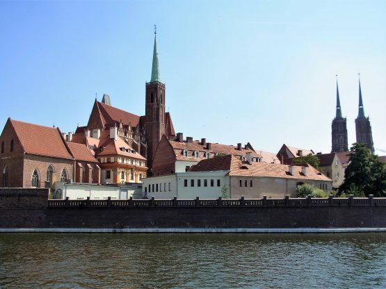 Fahrten Polen 2017 72 Breslau Maria auf dem Sande und Kathedrale 555x416 - Polen 2017