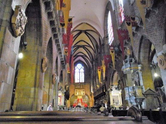 Fahrten Polen 2017 73 Breslau Kathedrale 555x416 - Polen 2017