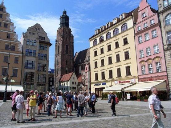 Fahrten Polen 2017 78 Breslau Elisabethkirche 555x416 - Polen 2017