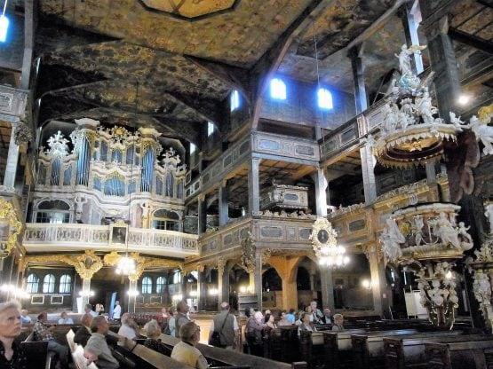 Fahrten Polen 2017 84 Schweidnitz Friedenskirche 555x416 - Polen 2017