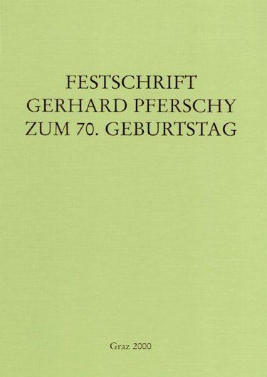 Festschrift Pferschy 375x530 - Publikationen