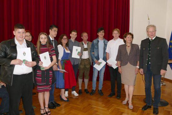 Wartinger Schulen 2018 08 555x370 - Verleihung Wartinger- und Tremelmedaille 2018