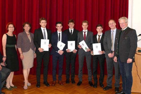 Wartinger Schulen 2018 15 555x370 - Verleihung Wartinger- und Tremelmedaille 2018