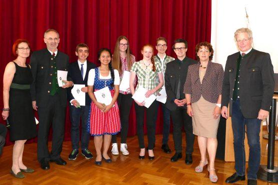 Wartinger Schulen 2018 16 555x370 - Verleihung Wartinger- und Tremelmedaille 2018