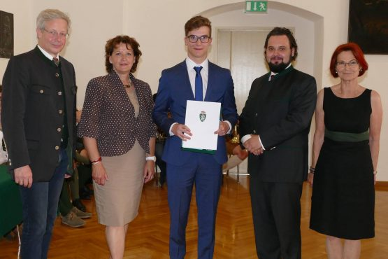 Wartinger Schulen 2018 24 555x370 - Verleihung Wartinger- und Tremelmedaille 2018