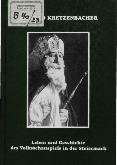 ZHVSt SB23 Titelseite 375x530 - Sonderband 23 (1992)