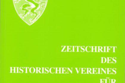 Zeitschrift 111 2020 420x280 - Zeitschrift des Historischen Vereines für Steiermark 111, 2020