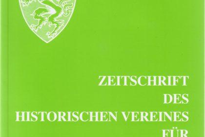 titel 110 2019 420x280 - Zeitschrift des Historischen Vereines für Steiermark 110, 2019
